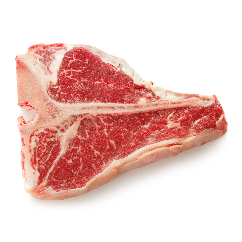 I-bone steak